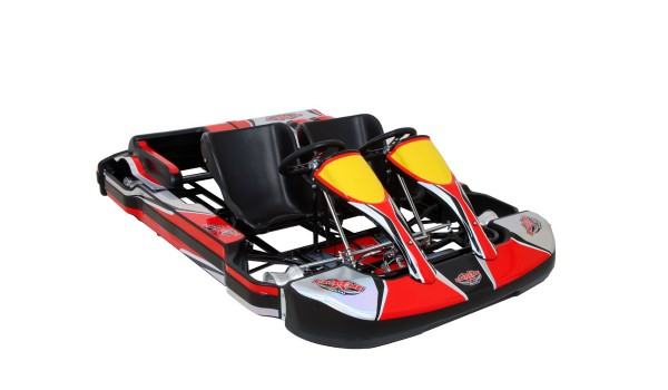 Two-Seater Karts